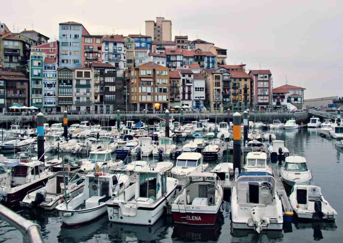 Atrakcje Kraju Basków - Bermeo