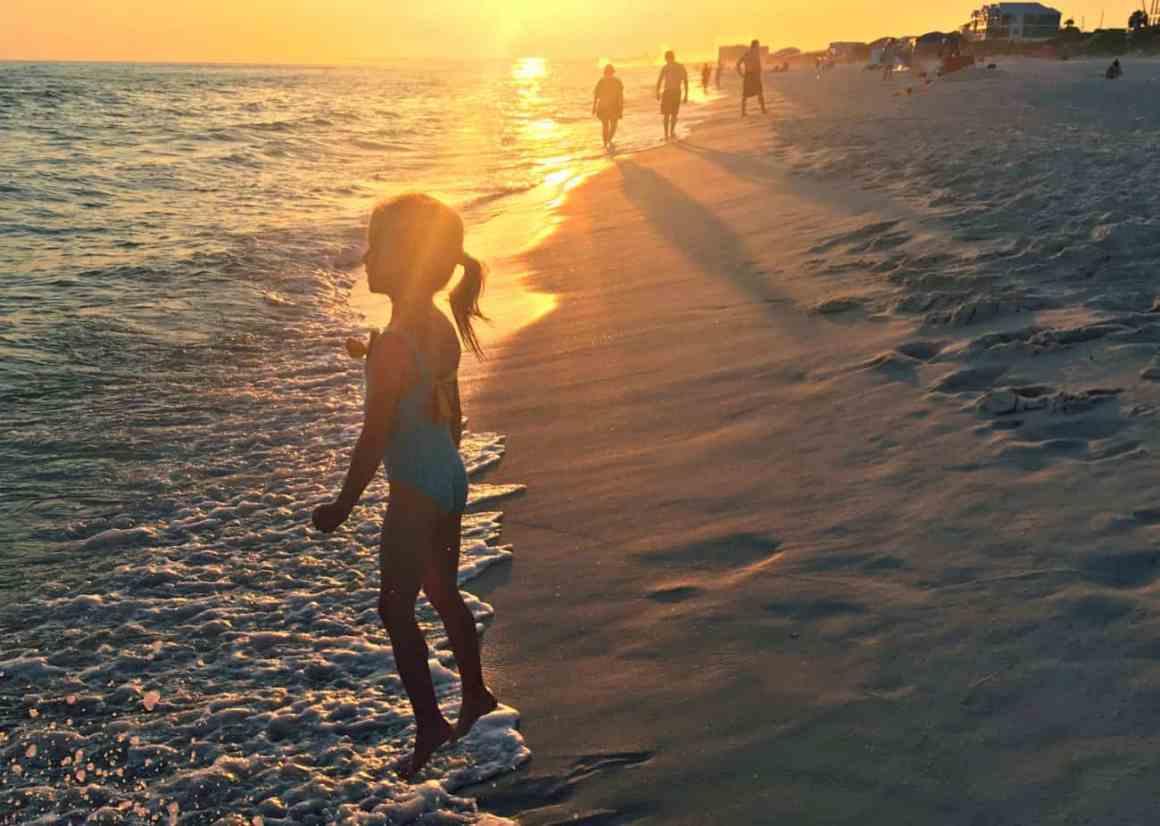 USA z dziećmi - plaże Florydy