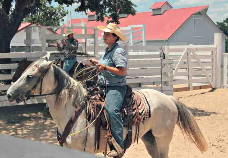 Teksas - wizyta na ranczo