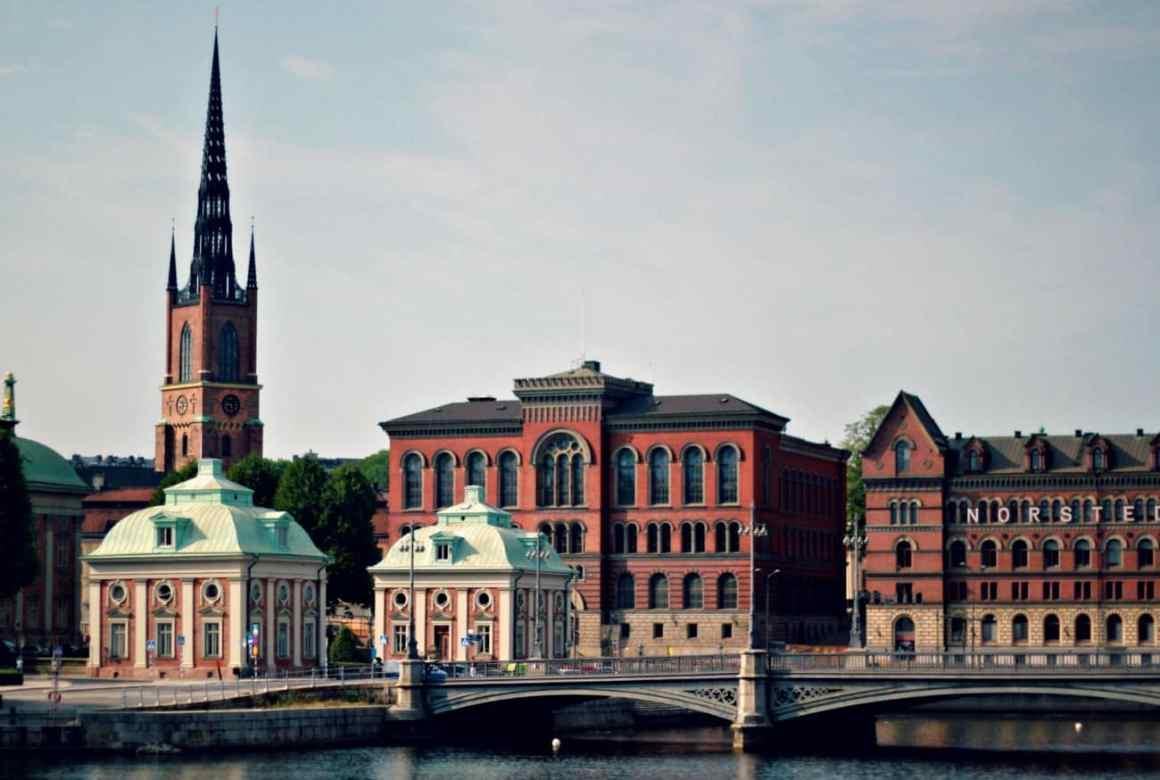 Sztokholm przewodnik
