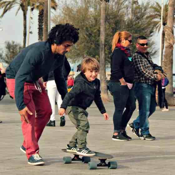 wychowanie dzieci w Hiszpanii