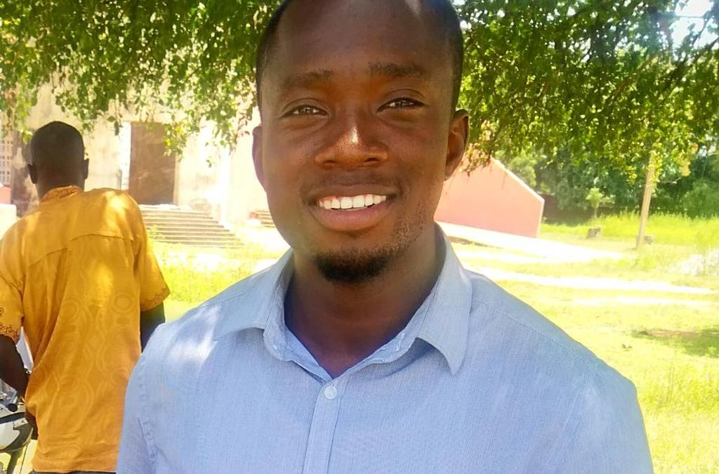 Volunteer of the Month – March 2020 || Eli Koffivi Amegan