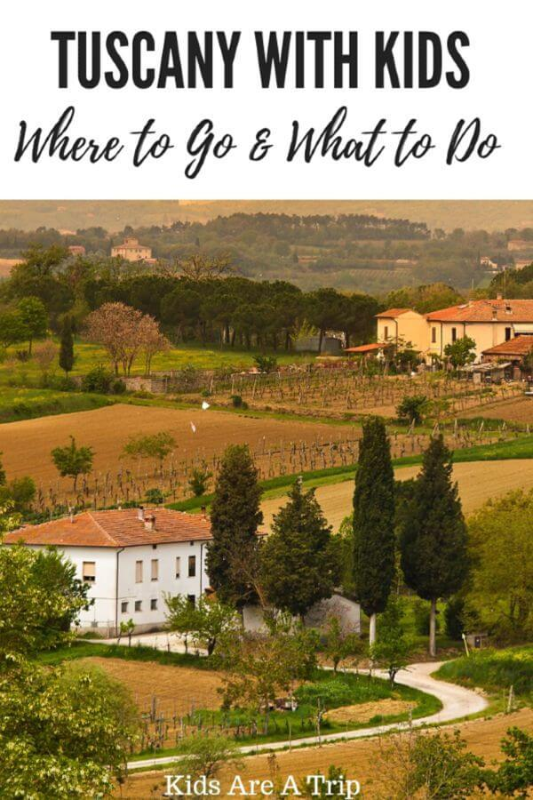 Tuscan villas rolling hills-Kids Are A Trip