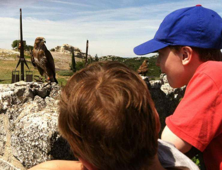 Beautiful Places to Visit in Provence Les Baux-Kids Are A Trip
