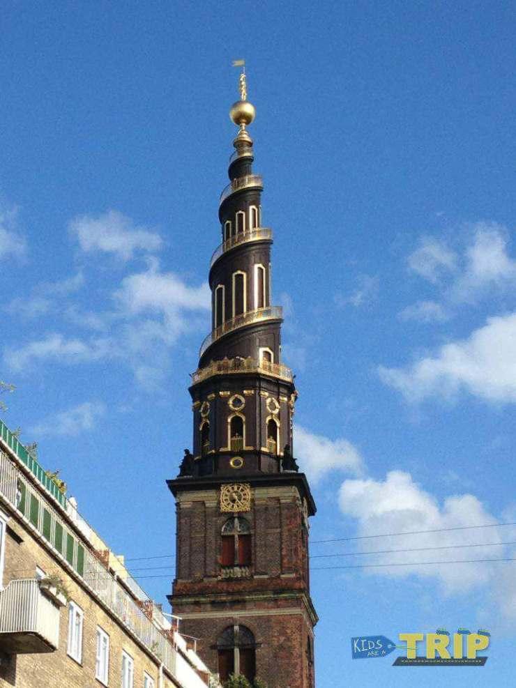 The Spire Copenhagen
