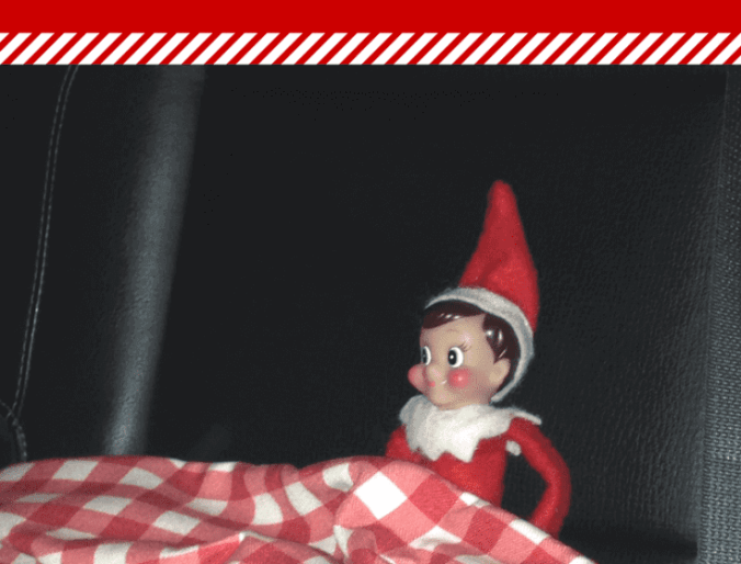 25 Fun Elf on the Shelf Road Trip Ideas
