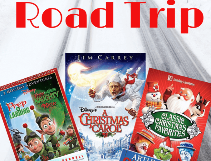 Best Movies for a Family Holiday Road Trip