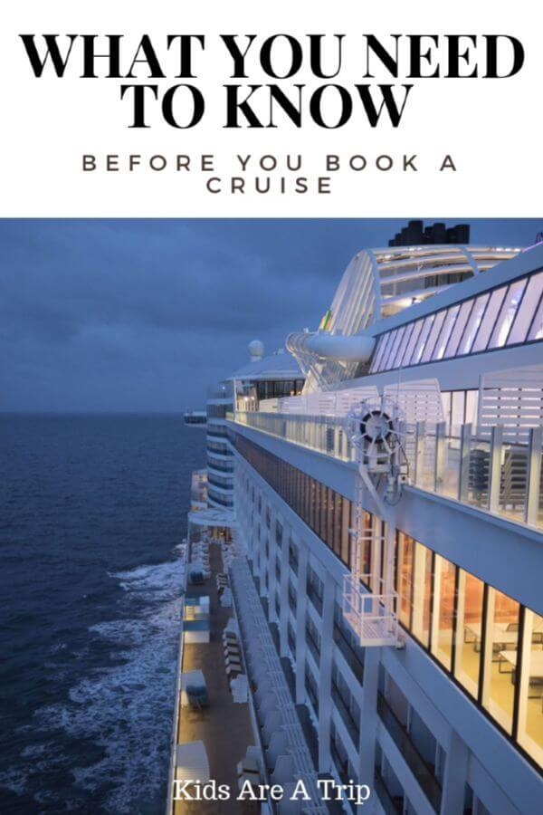 Before you book a cruise, be sure you know what to expect. These tips for cruising will show you how to take a cruise like a pro. - Kids Are A Trip