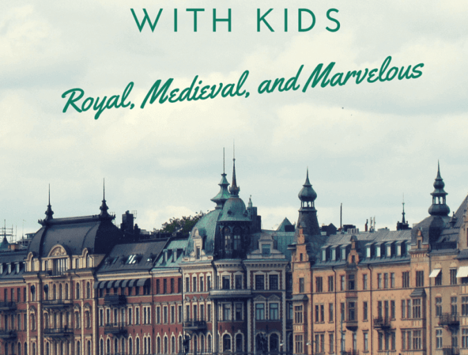 Best Sights to See in Stockholm with Kids