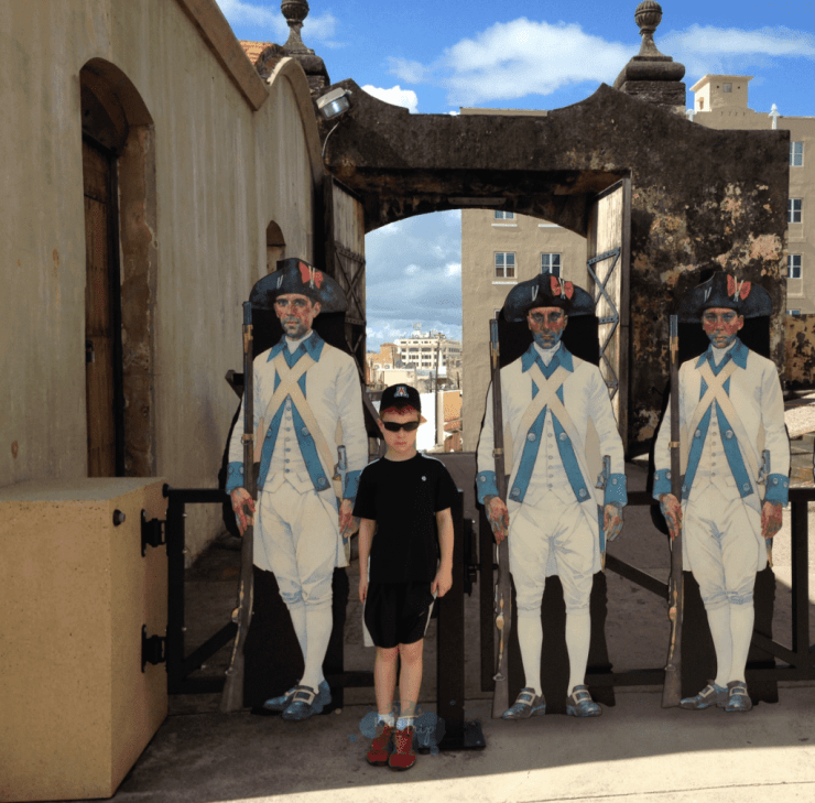 Best Things to Do with Kids in Puerto Rico Forts-Kids Are A Trip