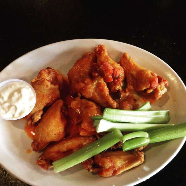 Anchor Bar Buffalo Wings-Kids Are A Trip