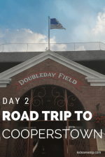 The Great American Road Trip Part 2: Cleveland to Cooperstown