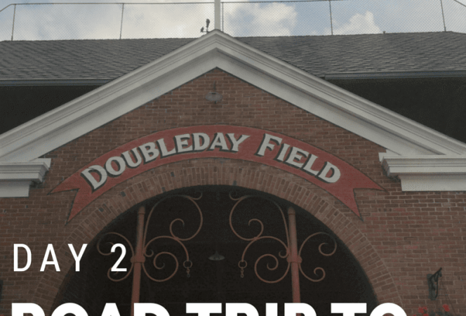 Road Trip to Cooperstown-Kids Are A Trip