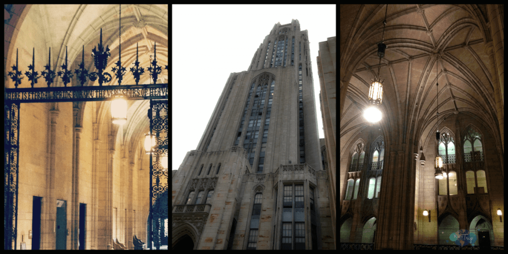 Cathedral of Learning-Kids Are A Trip