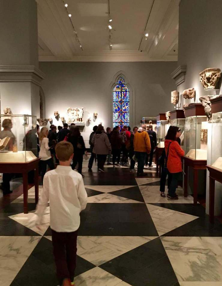 How to Survive a Museum Visit with Kids Let them Lead the Way - Kids Are A Trip