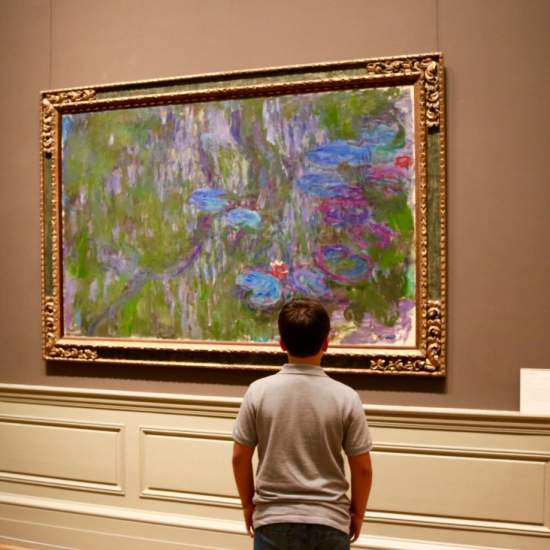 How to Survive a Museum Visit with Kids