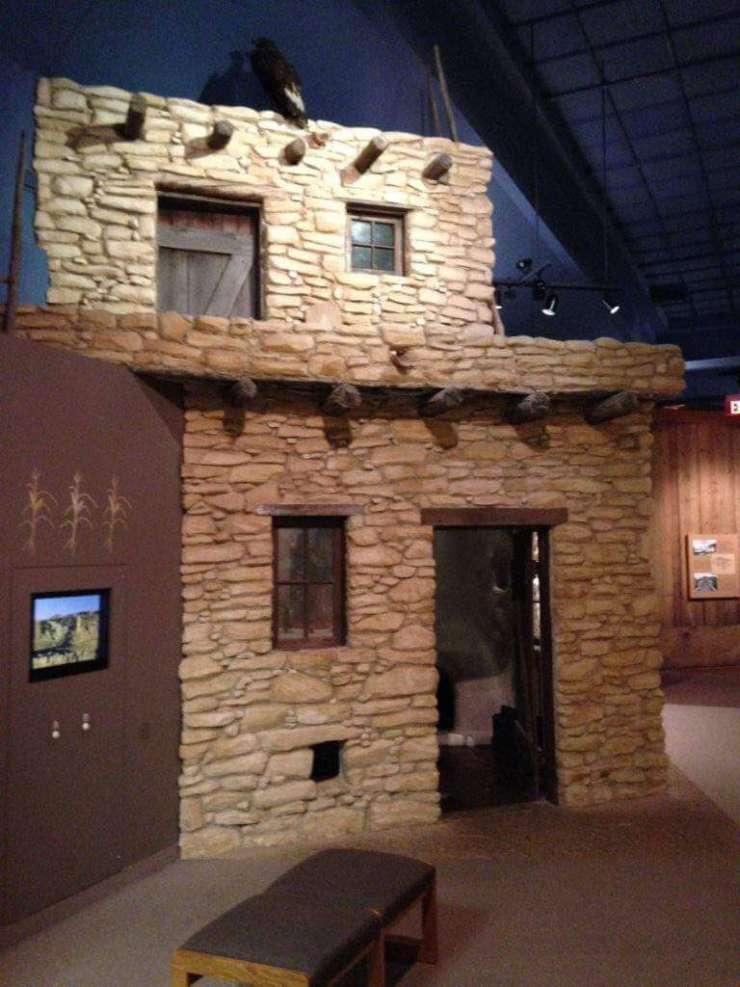 Native American Carnegie Museum-Kids Are A Trip