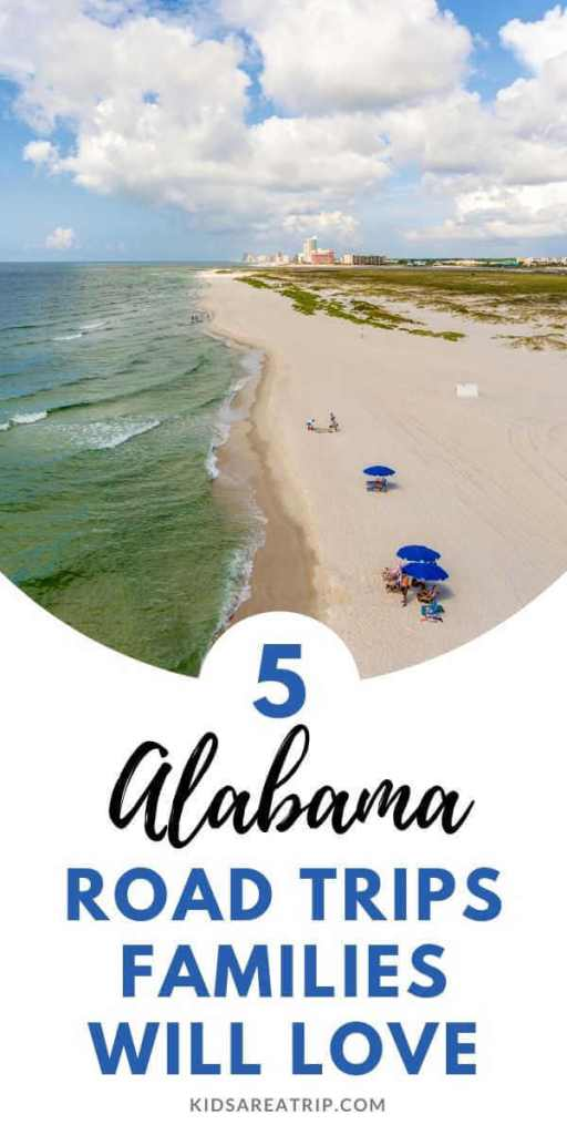 5 Alabama Road Trips to Take with Kids-Kids Are A Trip