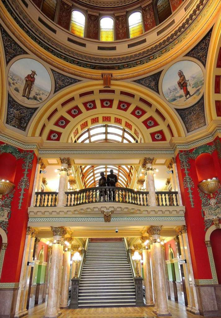 What to Do in Helena Montana Visit Montana State Capitol-Kids Are A Trip