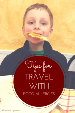 Traveling with Food Allergies is Never Easy