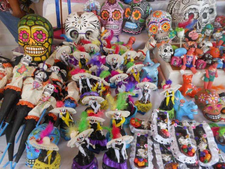 Celebrating Día de Muertos-Kids Are A Trip