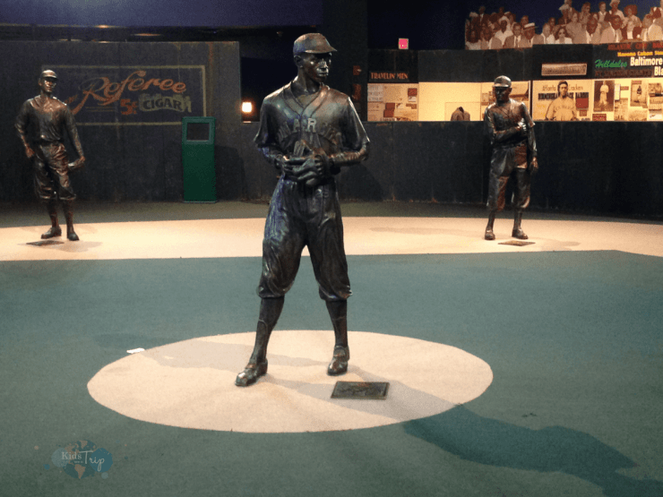 Negro Leagues Baseball Museum Kansas City-Kids Are A Trip