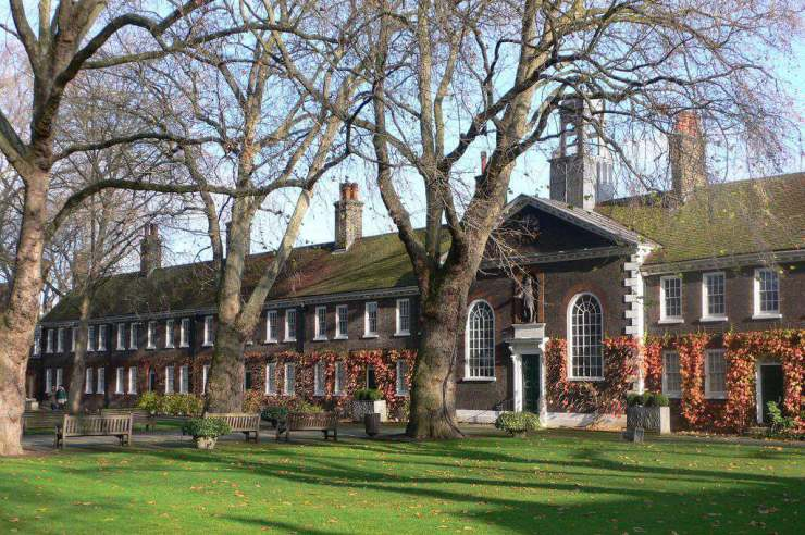 The Geffrye Museum Christmas in London-Kids Are A Trip