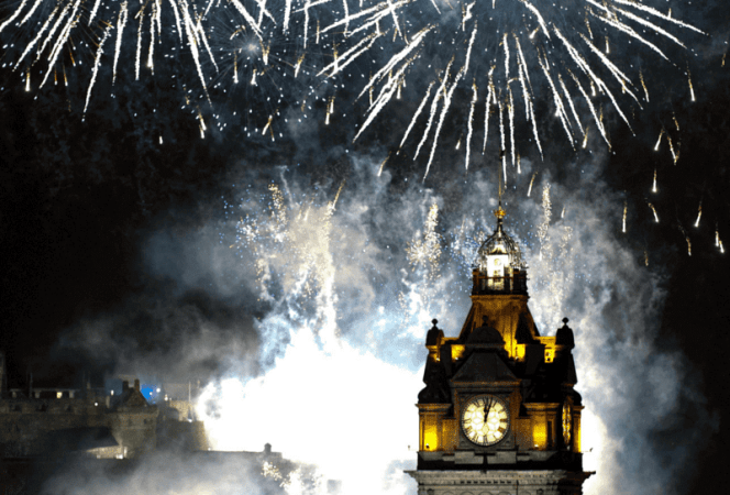 Hogmanay in Scotland Holiday Celebrations Around the World-Kids Are A Trip