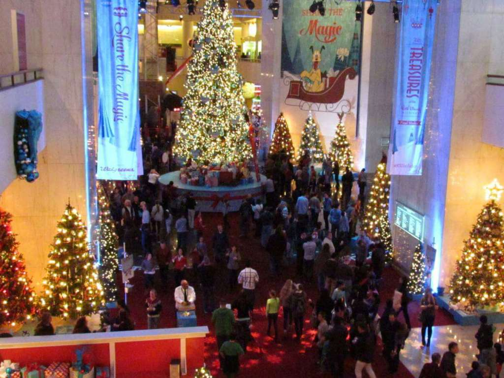 MSI Christmas Holidays in Chicago-Kids Are A Trip