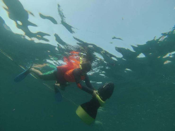 Best Places to Go with Kids Cabo Snorkeling-Kids Are A Trip