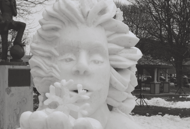 Why Winterfest in Lake Geneva, Wisconsin is Family Fun-Kids Are A Trip
