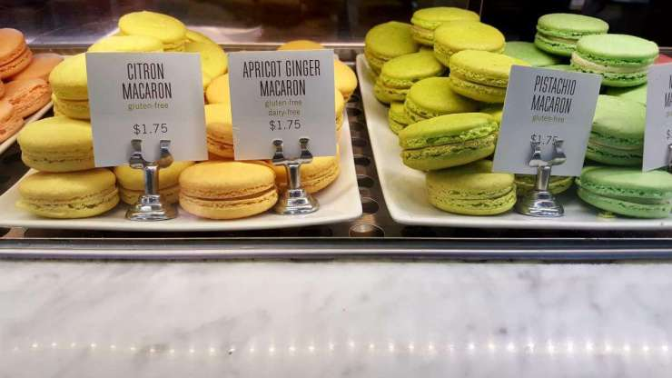 Family Friendly Things to Do in Columbus, Ohio Macaron Tasting-Kids Are A Trip