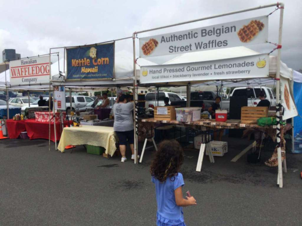 Family Friendly Things to Do in Honolulu, Hawaii Eat The Street-Kids Are A Trip