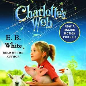 Best Audiobooks for a Road Trip Charlotte's Web-Kids Are A Trip