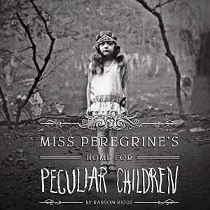 Best Audio Books for a Family Road Trip Peculiar Children-Kids Are A Trip
