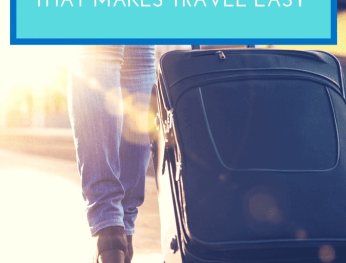 How to Pack a Suitcase That Makes Travel Easy