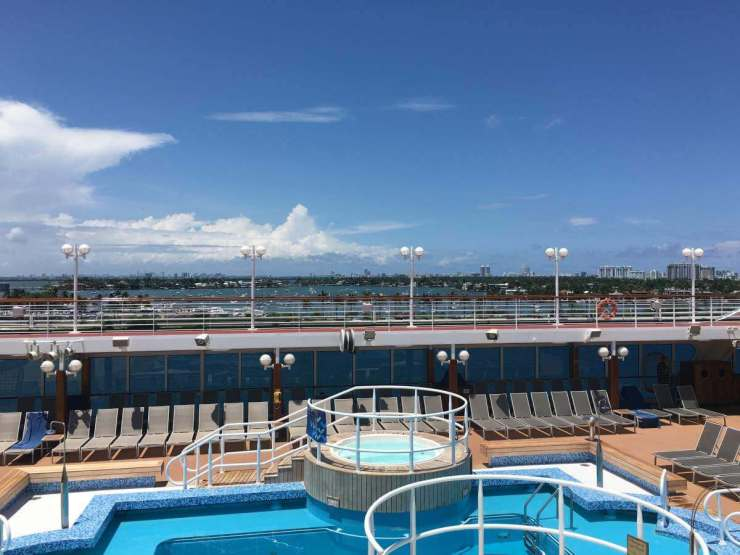 Fathom Cruise Swimming Pool-Kids Are A Trip