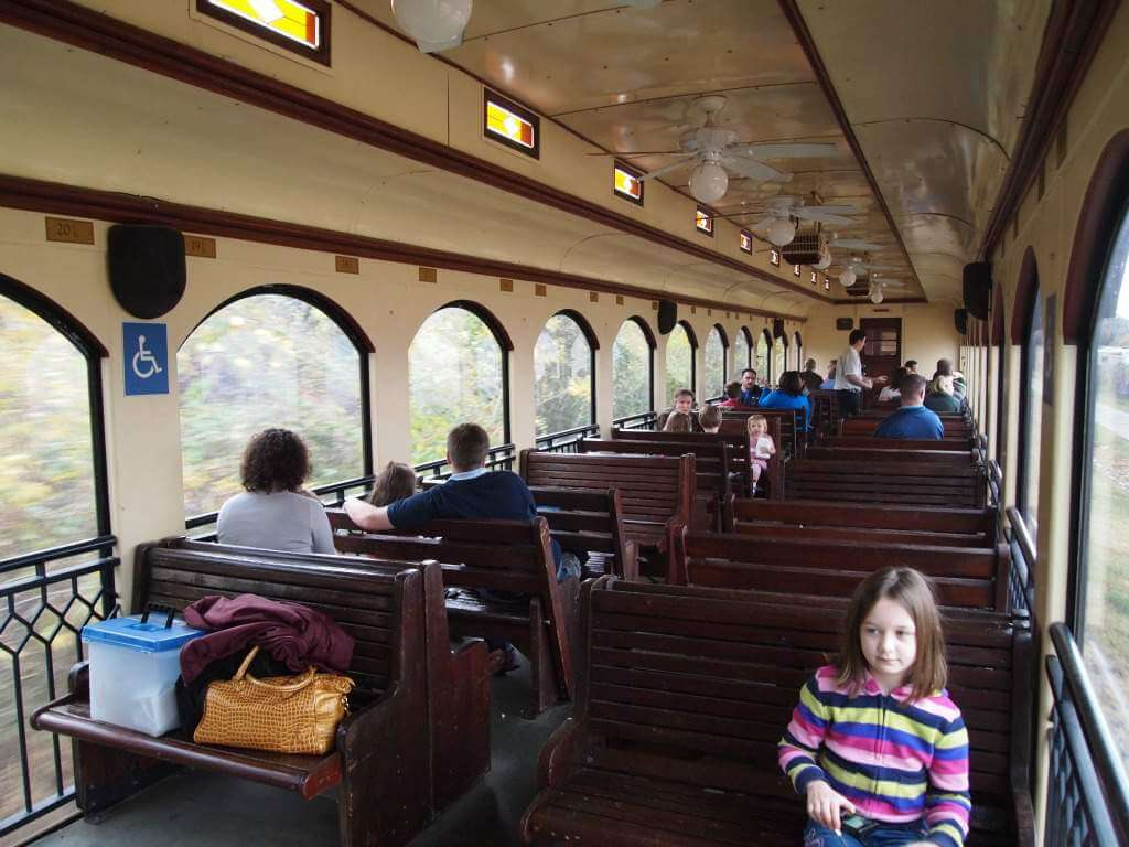 Family Friendly Things to Do in Grapevine, Texas Vintage Train-Kids Are A Trip
