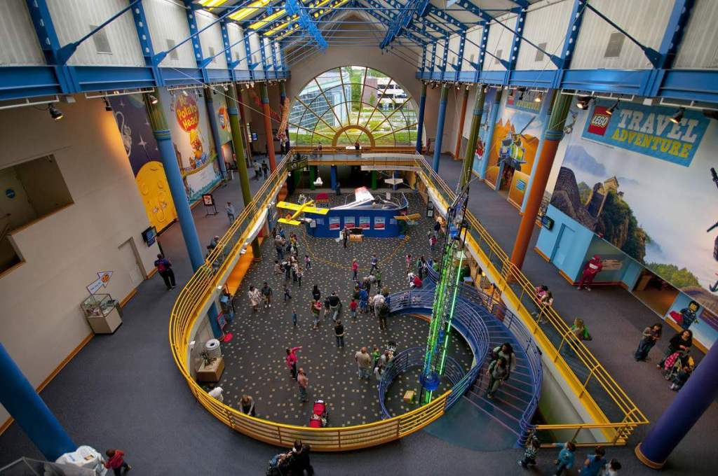 Family Friendly Things to Do in Indianapolis Children's Museum-Kids Are A Trip