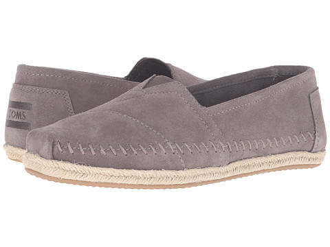 Travel Shoes You Need to Have this Fall Toms-Kids Are A Trip