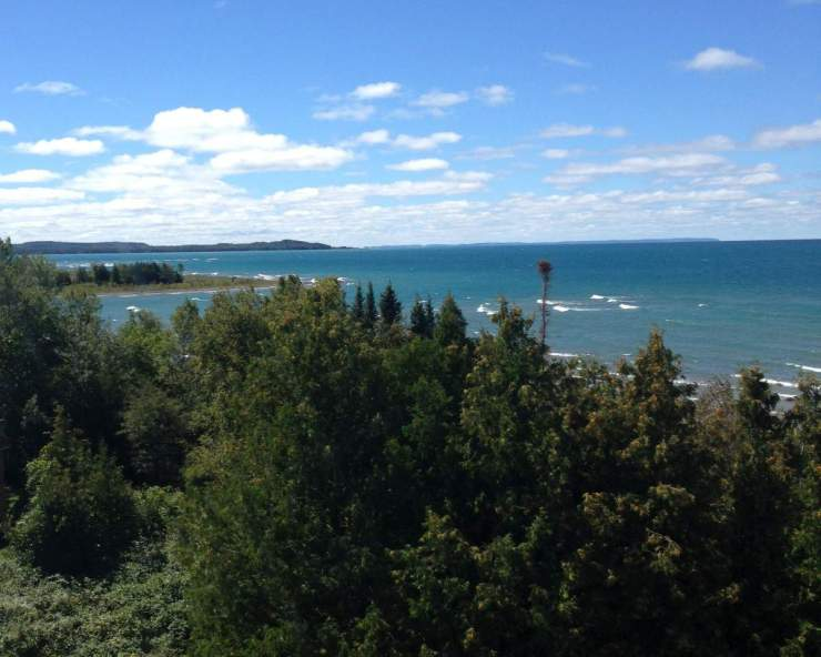 things to do kids in traverse city michigan grand-traverse-lighthouse-kids are a trip