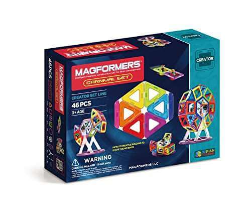 Cool Holiday Gifts for Kids Magformers-Kids Are A Trip