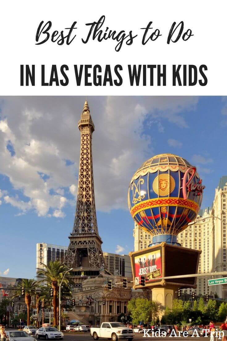 If you're thinking about Las Vegas with kids, don't hesitate. There's plenty to entertain the kids away from the casinos. Here are some of our favorite family friendly things to do in Las Vegas. - Kids Are A Trip