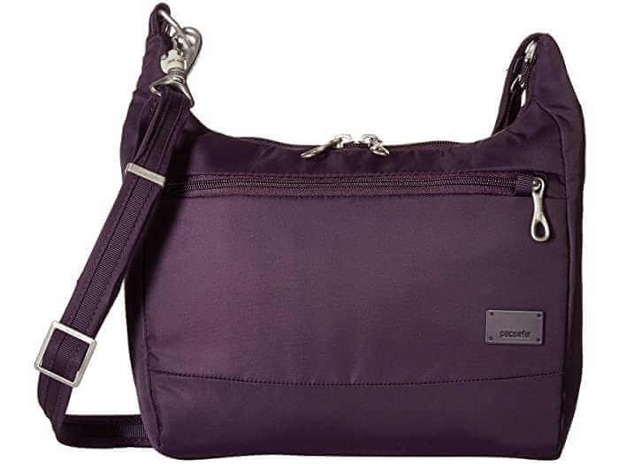 Pacsafe Anti Theft Travel Bag-Kids Are A Trip