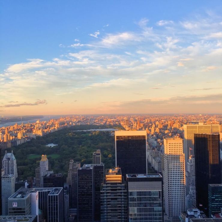 new york city weekend with kids top of the rock-kids are a trip