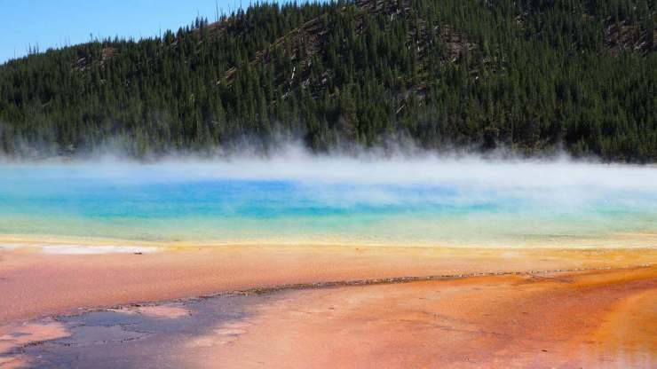 Best Family Vacation Destinations 2017 Yellowstone-Kids Are A Trip