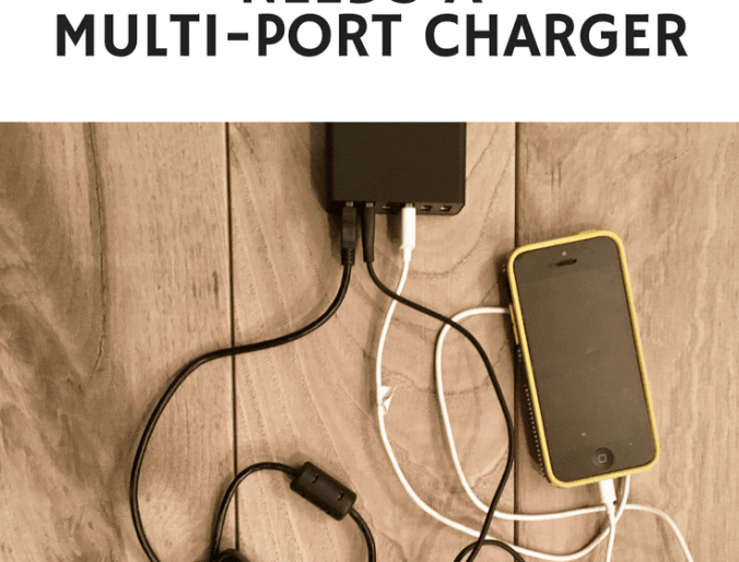Why Every Family Needs an Anker Multi-Port Charger