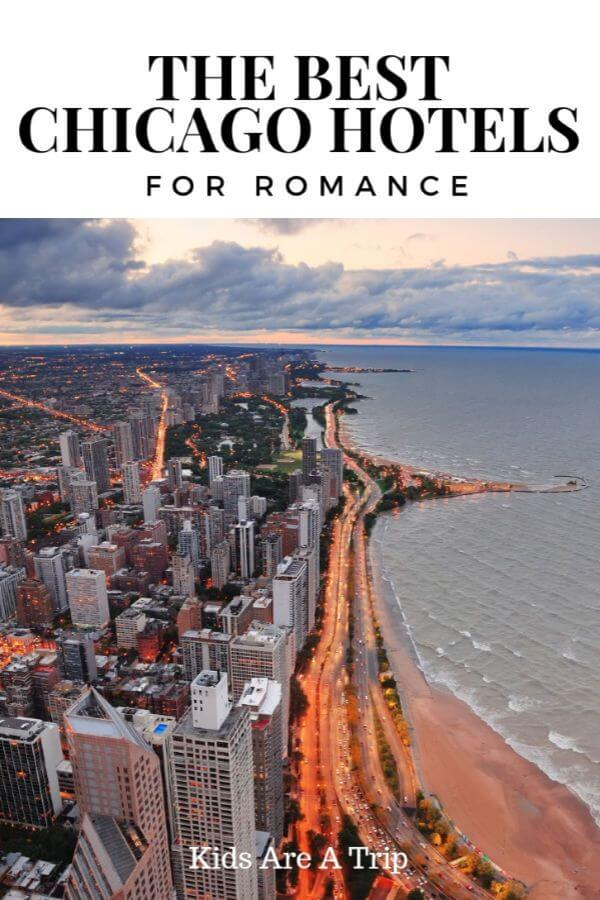 If you're looking for the perfect hotel for your romantic Chicago getaway, look no further. We have to best places for your couples escape in the Windy City. - Kids Are A Trip