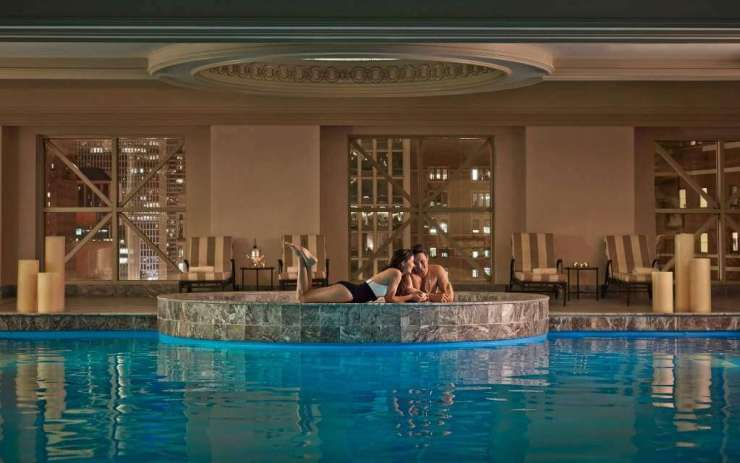 Chicago Hotels for a Romantic Getaway Four Seasons - Kids Are A Trip