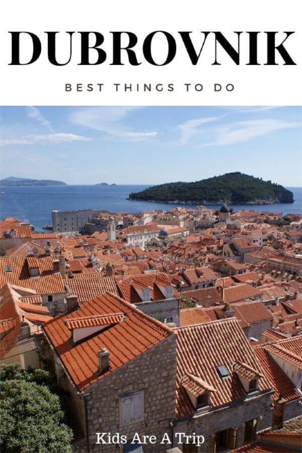 Dubrovnik has brought visitors from all over the world to its shores in recent years, but that can't take away its charm. Come read about the best things to do in Dubrovnik, Croatia. We guarantee you will want to book a ticket. - Kids Are A Trip